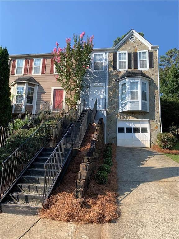 126 Bridge View Drive, Marietta, GA 30066 (MLS #6765825) :: Kennesaw Life Real Estate