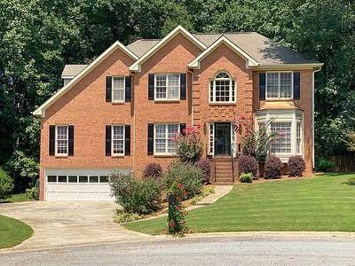 1324 Velvet Creek Way SW, Marietta, GA 30008 (MLS #6766027) :: The Heyl Group at Keller Williams