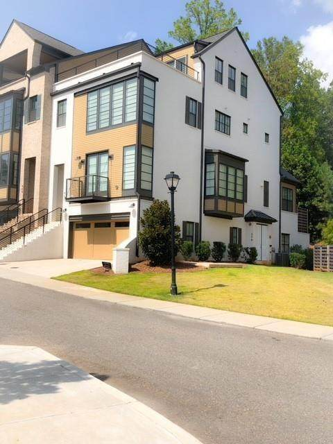 400 Altissimo Drive #10, Alpharetta, GA 30009 (MLS #6766205) :: The Butler/Swayne Team
