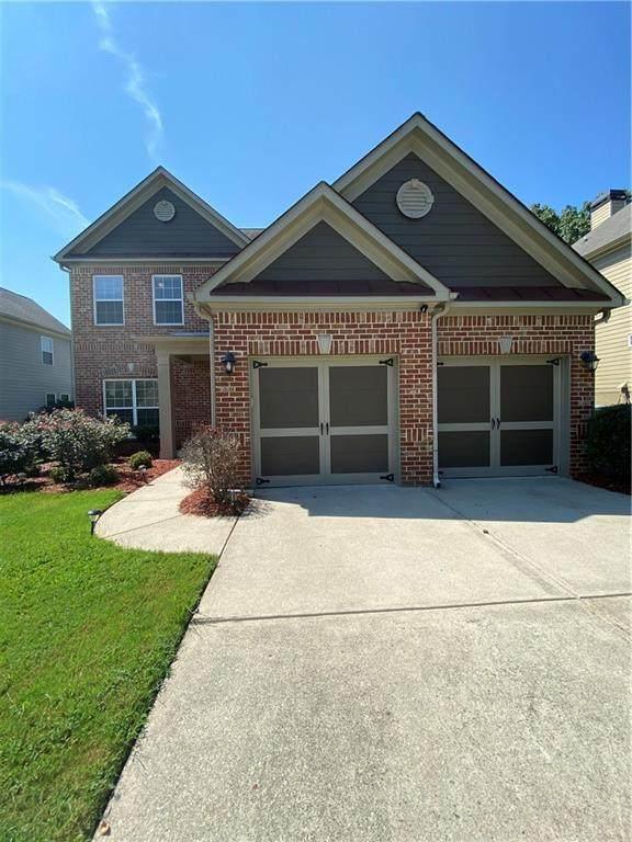 3935 Brookhollow Drive, Douglasville, GA 30135 (MLS #6766628) :: The Heyl Group at Keller Williams
