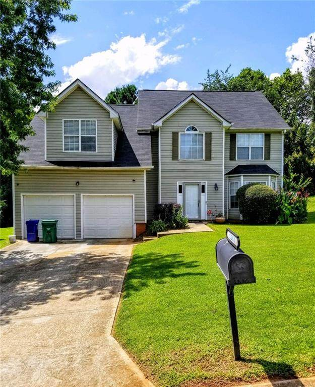 2557 Charleston Terrace, Decatur, GA 30034 (MLS #6766789) :: Thomas Ramon Realty