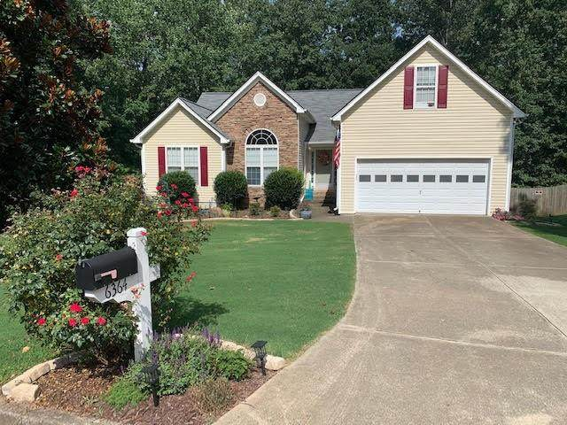 6364 Wilmington Way, Flowery Branch, GA 30542 (MLS #6767444) :: Good Living Real Estate