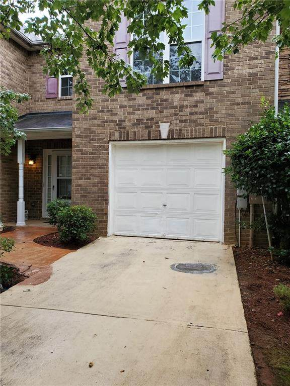160 Fern Crest Drive, Lawrenceville, GA 30046 (MLS #6767649) :: Keller Williams