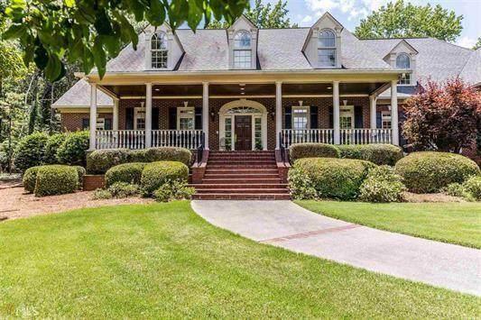 6 Oakmont Drive SW, Rome, GA 30161 (MLS #6767722) :: North Atlanta Home Team