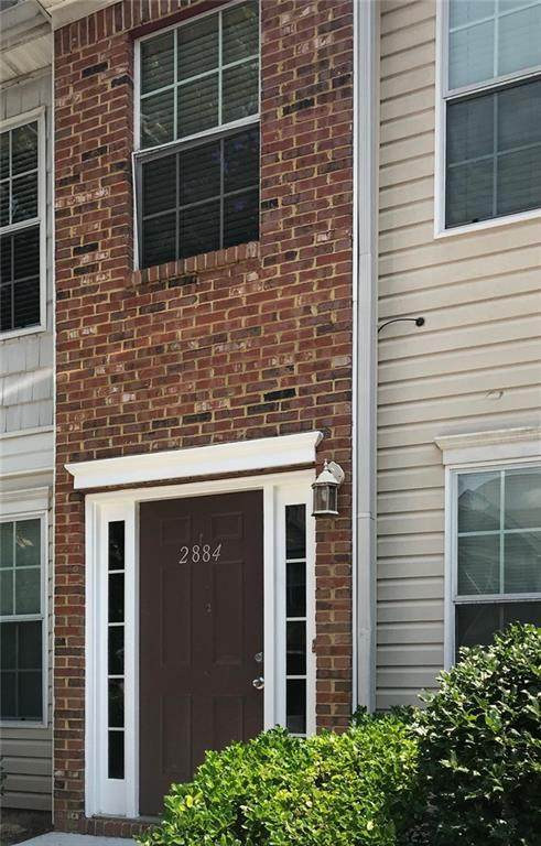 2884 Vining Ridge Terrace, Decatur, GA 30034 (MLS #6768327) :: The Heyl Group at Keller Williams