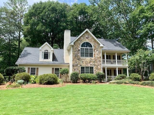 997 Fairwood Terrace NW, Acworth, GA 30101 (MLS #6769397) :: North Atlanta Home Team