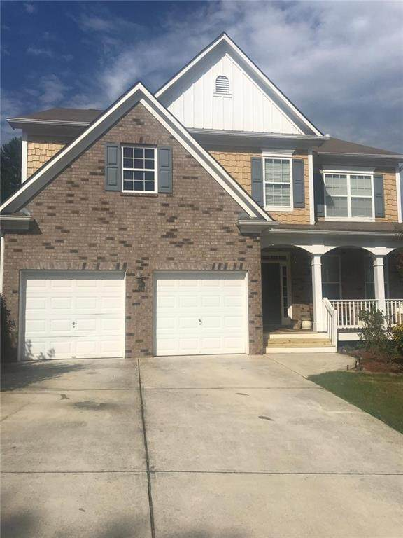 3552 Amberleigh Trace, Gainesville, GA 30507 (MLS #6770007) :: The Cowan Connection Team