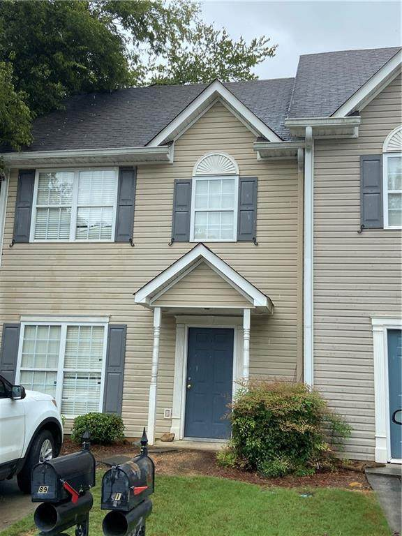 89 Dodd Boulevard SE, Rome, GA 30161 (MLS #6770346) :: Good Living Real Estate