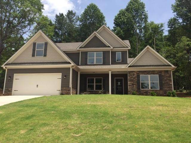 4457 Highland Gate Parkway, Gainesville, GA 30506 (MLS #6771182) :: Todd Lemoine Team
