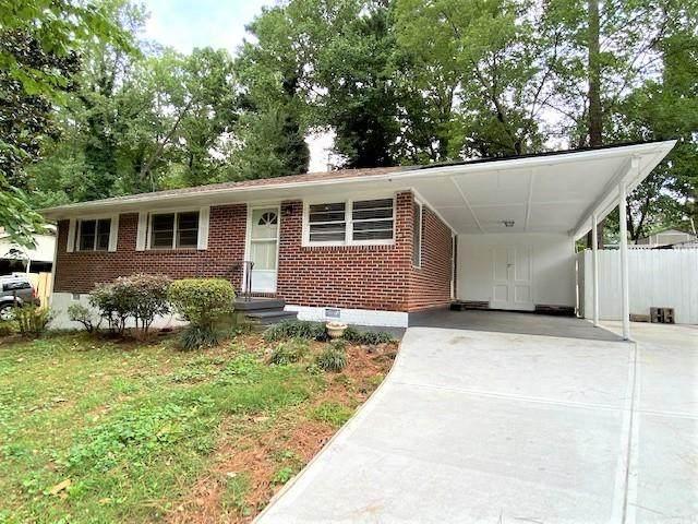 4672 Bartlett Road, Forest Park, GA 30297 (MLS #6771380) :: North Atlanta Home Team
