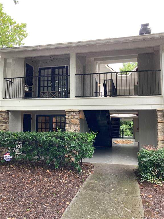 1150 NW Collier Road NW J9, Atlanta, GA 30318 (MLS #6771738) :: The Hinsons - Mike Hinson & Harriet Hinson