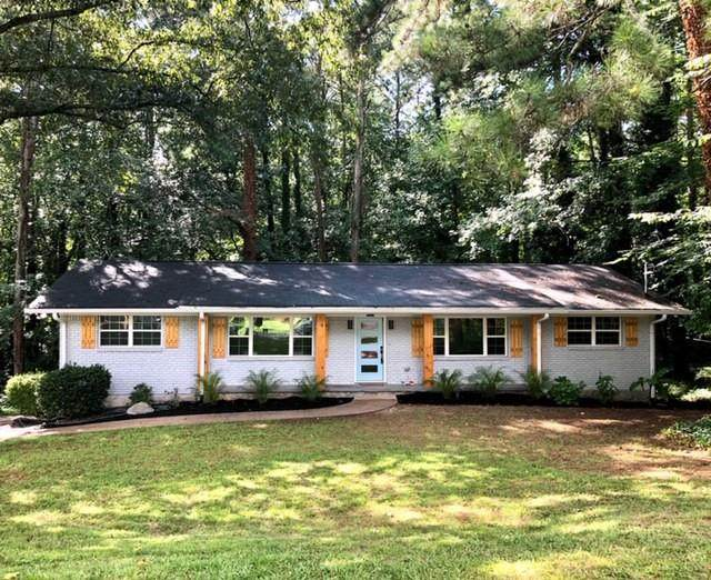 1821 Idlewood Drive, East Point, GA 30344 (MLS #6772211) :: The Cowan Connection Team