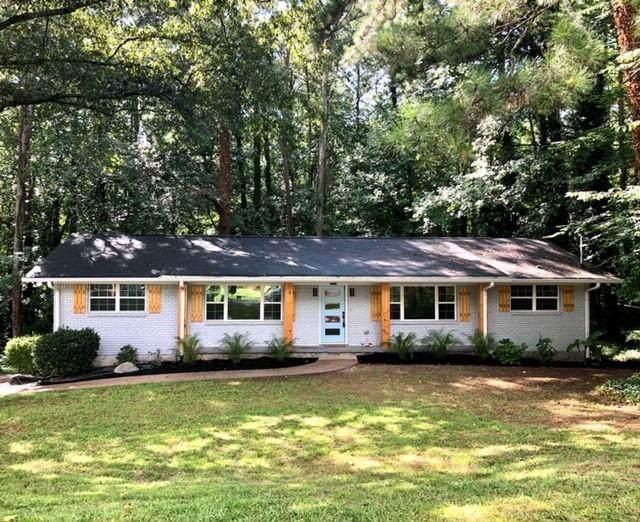 1821 Idlewood Drive, East Point, GA 30344 (MLS #6772211) :: North Atlanta Home Team