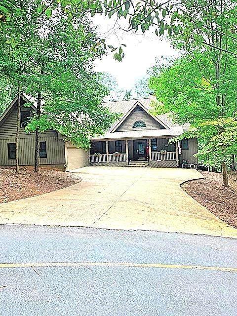 39 Fairway Drive, Jasper, GA 30143 (MLS #6772597) :: North Atlanta Home Team