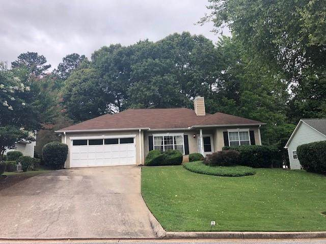 12249 Players Court, Fayetteville, GA 30215 (MLS #6772611) :: The Cowan Connection Team