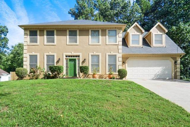 810 Pine Ridge Bend, Stone Mountain, GA 30087 (MLS #6775341) :: North Atlanta Home Team