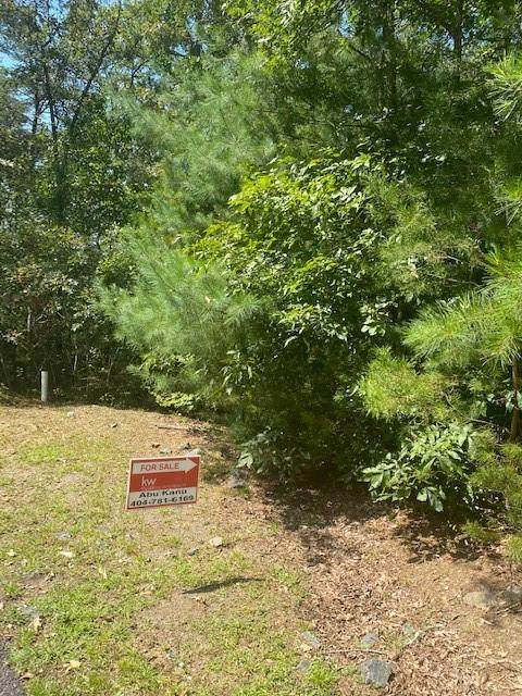 0 Oakcreek Lot 5 Drive, Ellijay, GA 30536 (MLS #6775930) :: Todd Lemoine Team