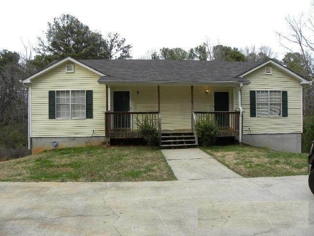 10266 NW Stone Street, Covington, GA 30014 (MLS #6775958) :: The Heyl Group at Keller Williams