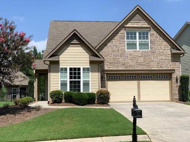 3105 Willow Creek Drive SW, Gainesville, GA 30504 (MLS #6776536) :: RE/MAX Prestige