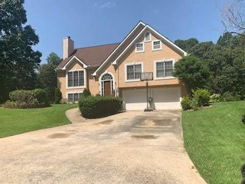 1809 Danbury Court, Powder Springs, GA 30127 (MLS #6776804) :: North Atlanta Home Team