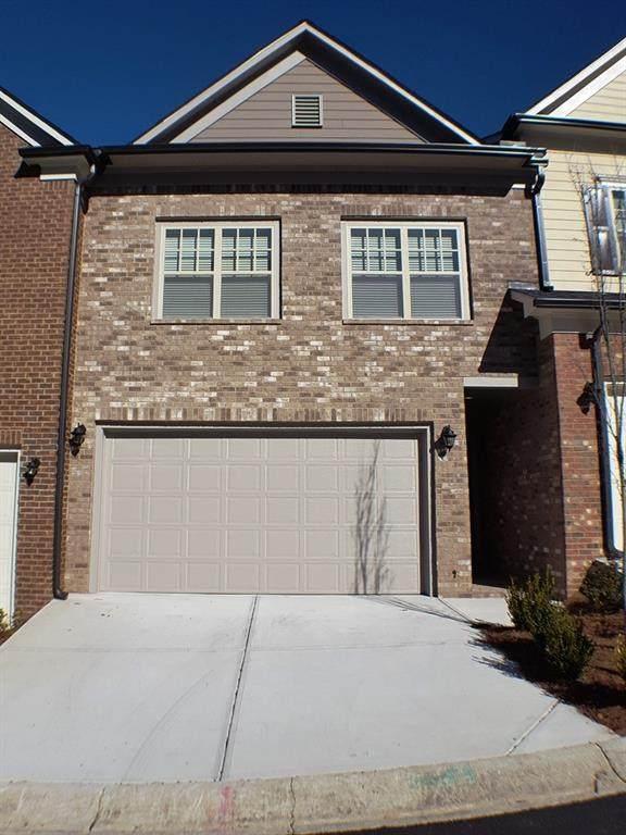 1243 Olde Legacy Lane #16, Mableton, GA 30126 (MLS #6776860) :: Kennesaw Life Real Estate