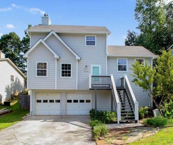 3788 Cherokee Overlook Drive, Canton, GA 30115 (MLS #6777313) :: North Atlanta Home Team