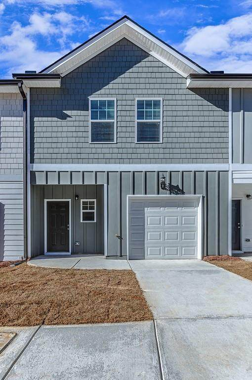3422 Gladstone Circle, Stonecrest, GA 30038 (MLS #6777410) :: Keller Williams Realty Cityside