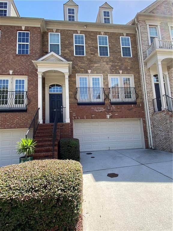 4929 Colchester Court, Atlanta, GA 30339 (MLS #6777664) :: The Butler/Swayne Team