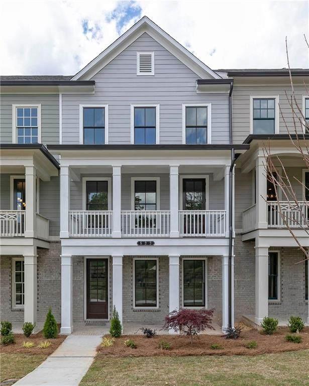 150 Meadow Mill Road, Woodstock, GA 30188 (MLS #6777803) :: The Heyl Group at Keller Williams
