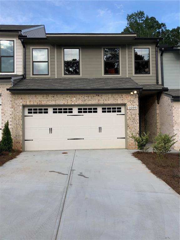 979 Collections Drive #14, Lawrenceville, GA 30043 (MLS #6778144) :: North Atlanta Home Team