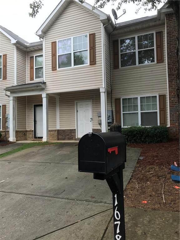 1678 Broad River Road, Atlanta, GA 30349 (MLS #6778588) :: AlpharettaZen Expert Home Advisors
