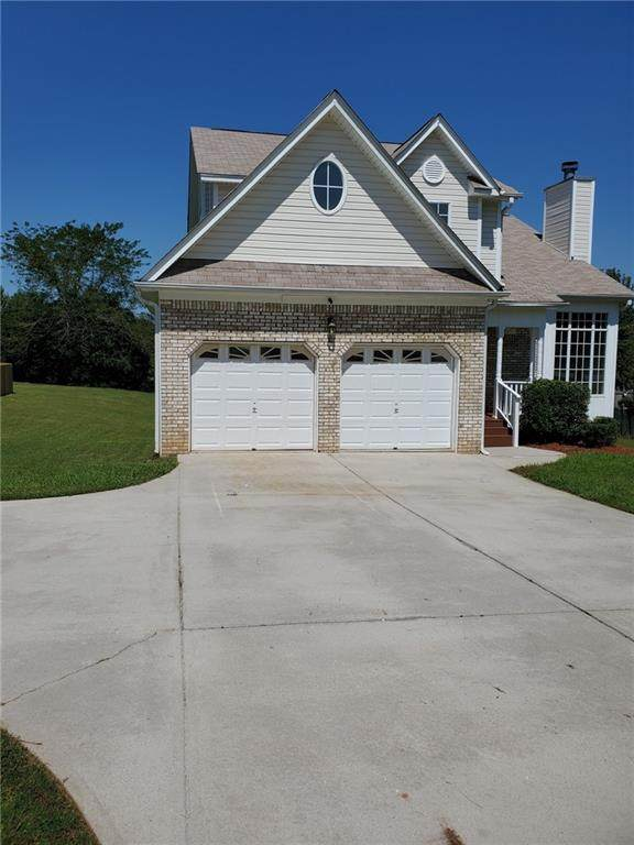 1659 Temple Johnson Road, Loganville, GA 30052 (MLS #6778595) :: North Atlanta Home Team