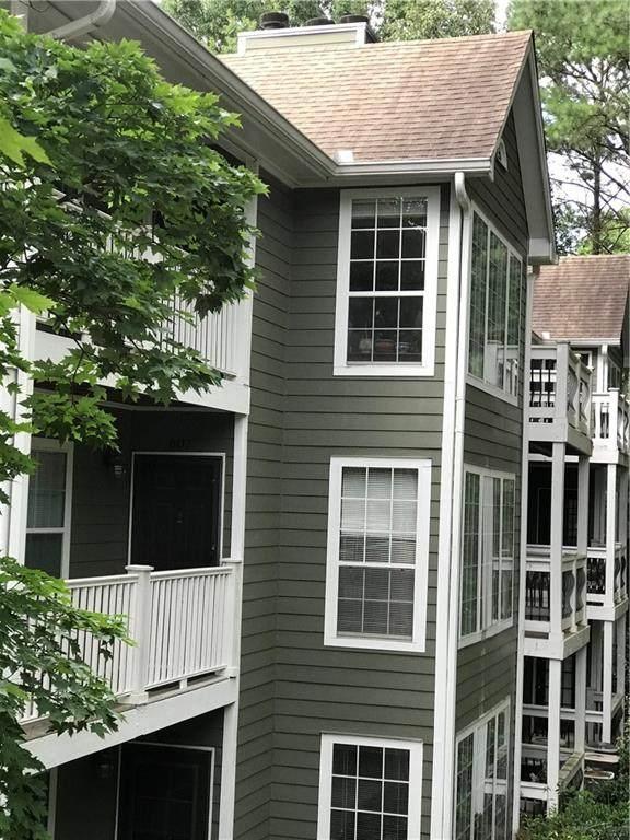 807 Berkeley Woods Drive #807, Duluth, GA 30096 (MLS #6779870) :: Rock River Realty