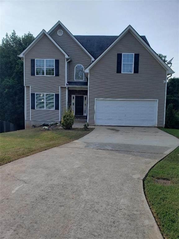 508 Citadel Circle, Hampton, GA 30228 (MLS #6780533) :: North Atlanta Home Team