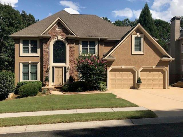 614 Goldpoint Trace, Woodstock, GA 30189 (MLS #6780676) :: North Atlanta Home Team