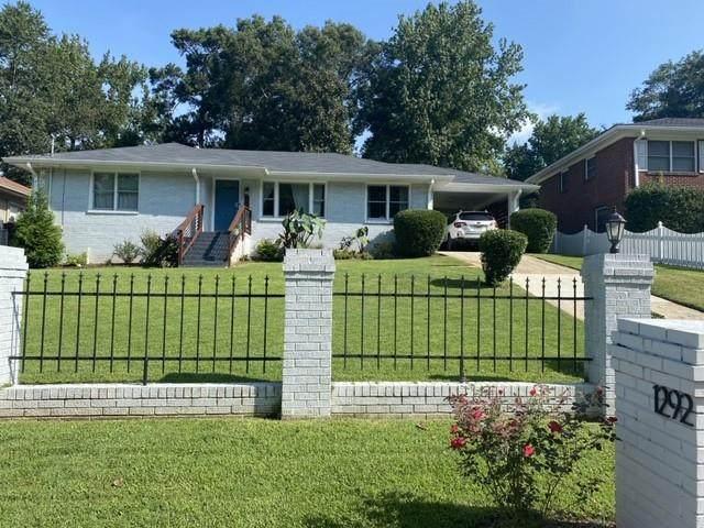 1292 Elmhurst Circle SE, Atlanta, GA 30316 (MLS #6780981) :: Vicki Dyer Real Estate
