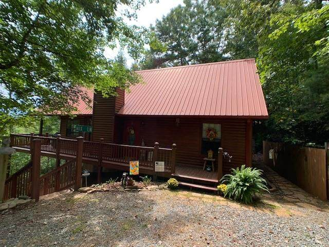 293 Broken Arrow Path, Ellijay, GA 30513 (MLS #6781352) :: Vicki Dyer Real Estate