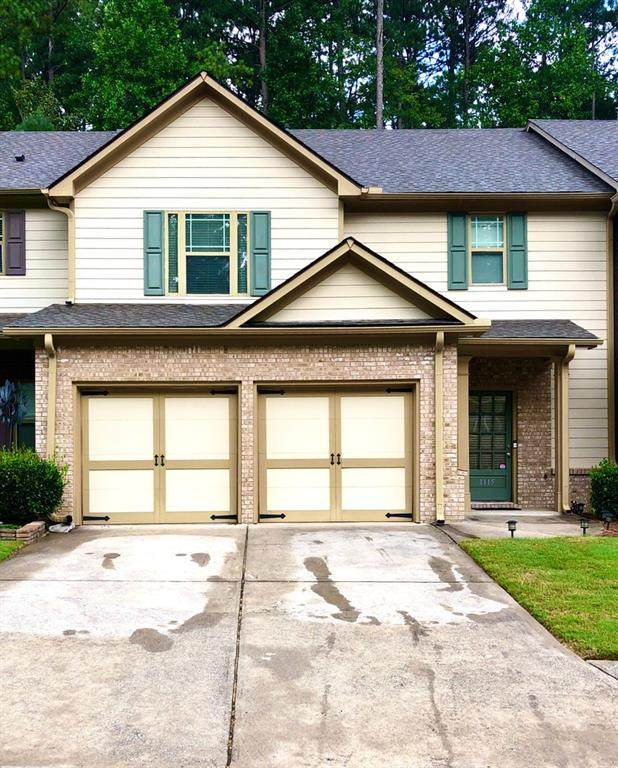 1115 Brownstone Drive #20, Marietta, GA 30008 (MLS #6781407) :: Thomas Ramon Realty