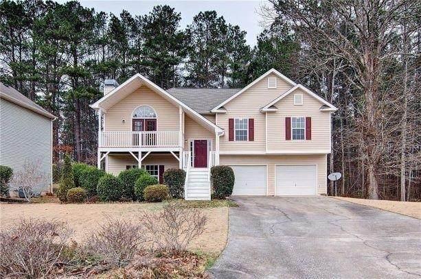 3702 Autumn View Drive #3702, Acworth, GA 30101 (MLS #6781581) :: Kennesaw Life Real Estate