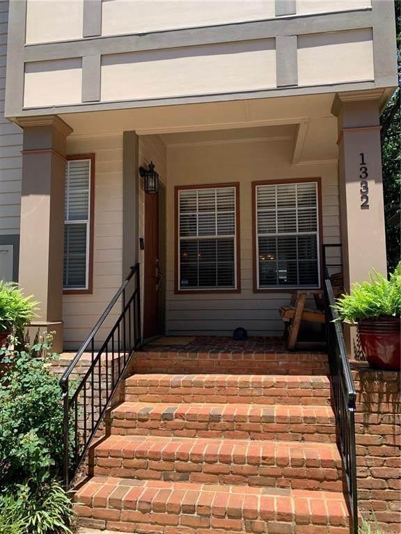 1332 Stillwood Chase NE, Atlanta, GA 30306 (MLS #6781647) :: Todd Lemoine Team