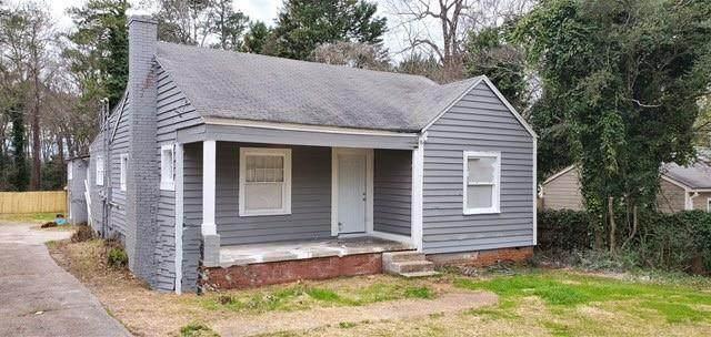 327 Hammond Drive, Griffin, GA 30224 (MLS #6781874) :: Good Living Real Estate
