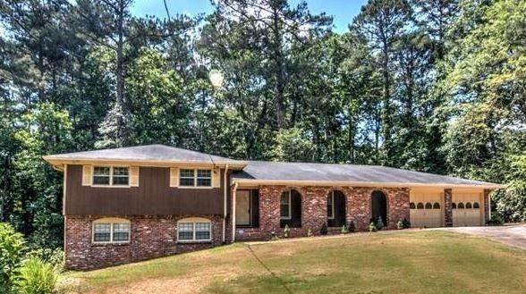 1144 Autumn Hill Court, Stone Mountain, GA 30083 (MLS #6782679) :: Tonda Booker Real Estate Sales
