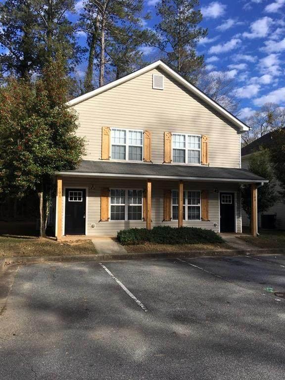 101 Lilli Lane #1, Woodstock, GA 30188 (MLS #6783065) :: Maria Sims Group