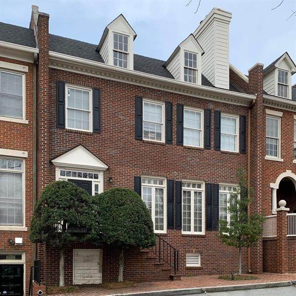28 Lenox Pointe, Atlanta, GA 30324 (MLS #6783179) :: The Heyl Group at Keller Williams