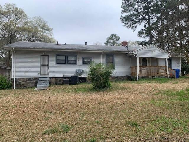 1872 SW Beecher Road SW, Atlanta, GA 30310 (MLS #6783658) :: Path & Post Real Estate