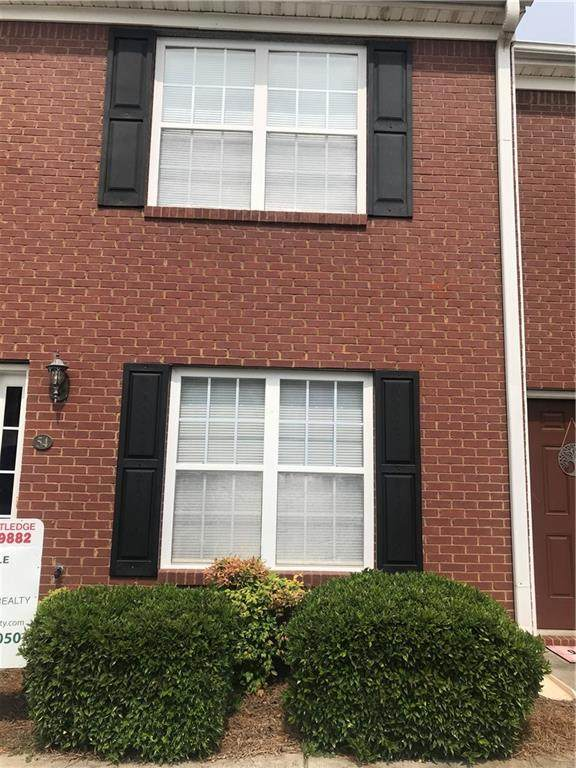 54 Princeton Glen Court, Adairsville, GA 30103 (MLS #6783783) :: Charlie Ballard Real Estate