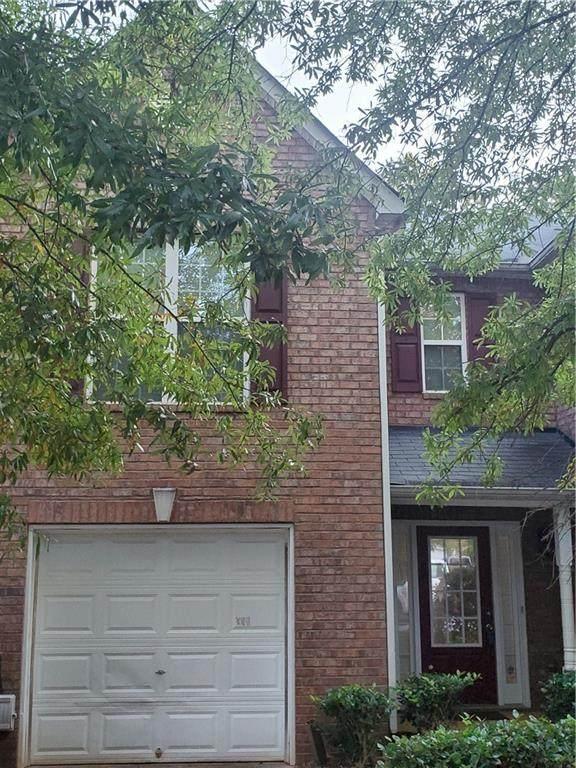 235 Fern Crest Drive #235, Lawrenceville, GA 30046 (MLS #6783887) :: North Atlanta Home Team