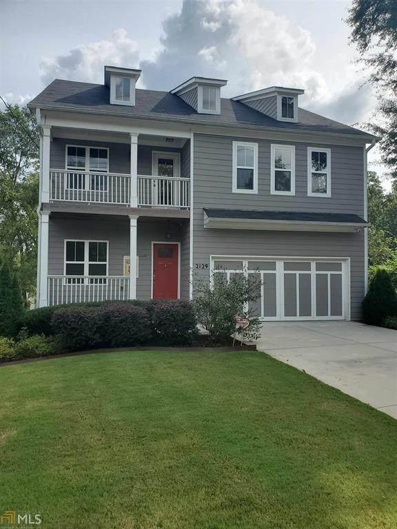 2129 College Avenue NE, Atlanta, GA 30317 (MLS #6783903) :: Keller Williams Realty Cityside