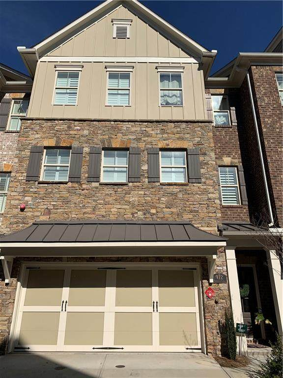 972 Thibideau Ct Court, Atlanta, GA 30328 (MLS #6783955) :: The Zac Team @ RE/MAX Metro Atlanta
