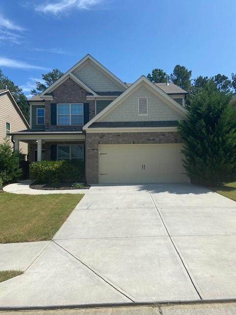 4430 Favored Way, Union City, GA 30291 (MLS #6784514) :: Kennesaw Life Real Estate